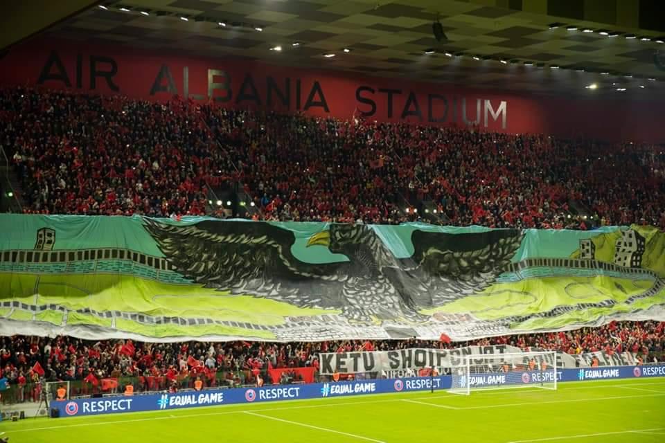 Air Albania Stadium 3