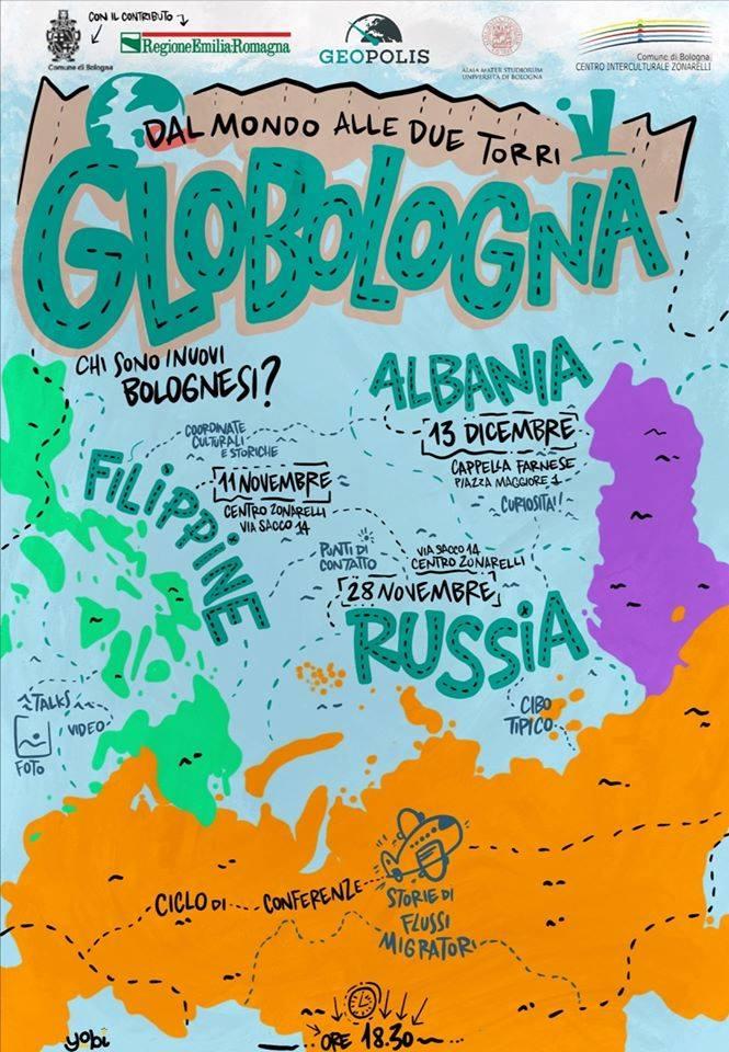 Globologna Albania 13 Dicembre