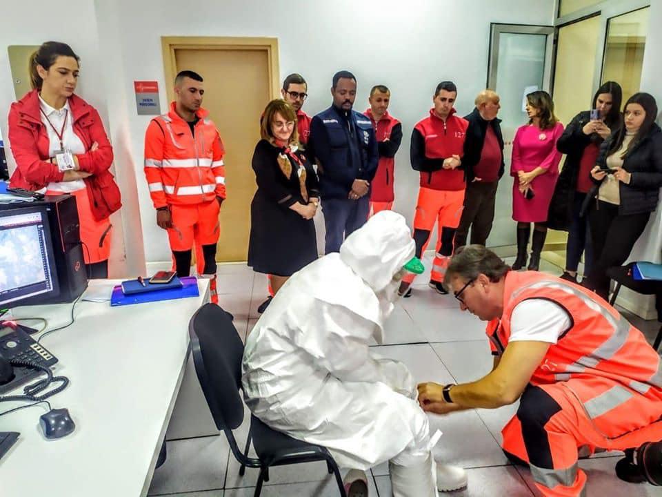 Coronavirus Task Force Albania