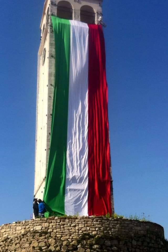 Elbasan Bandiera Italiana