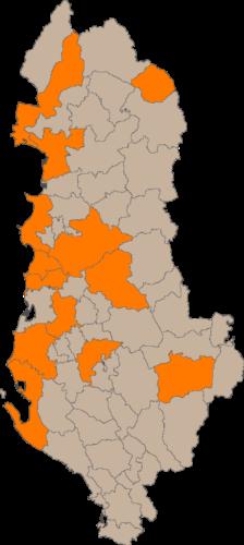 Coronavirus, 24 marzo: in Albania oggi 19 contagiati in più. Il coronavirus si estende a Lezha, Has e Berat