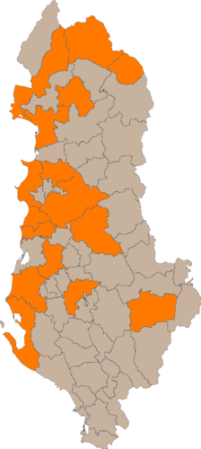Coronavirus, March 27: in Albania today 12 more infected. Pukë is also added to the map
