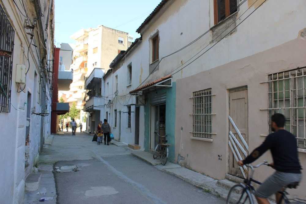 Street of the Jews Vlora