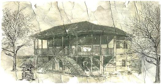 Casa Antica, Scutari