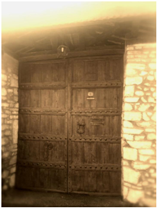 Portone, Entrata