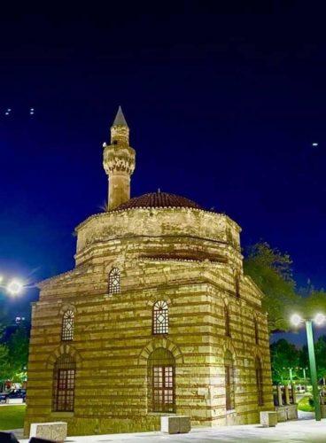 Xhamia E Muradie Vlora Moschea Di Muradie Valona