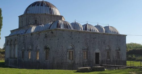 Xhamia E Plumbit Moschea Di Piombo Scutari
