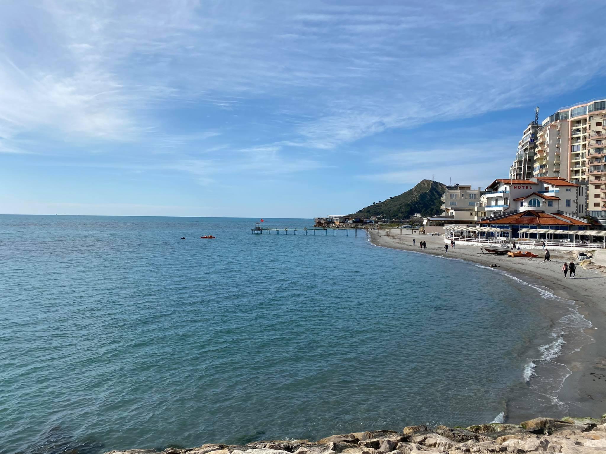 Spiaggia Durazzo