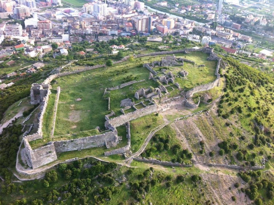 Castello di Alessio, Lezhë, Albania