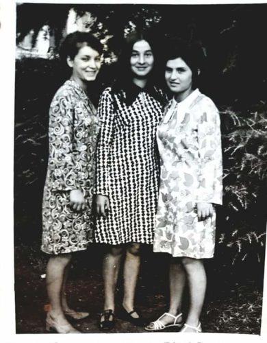 Mia madre con amiche, Tirana anni '70