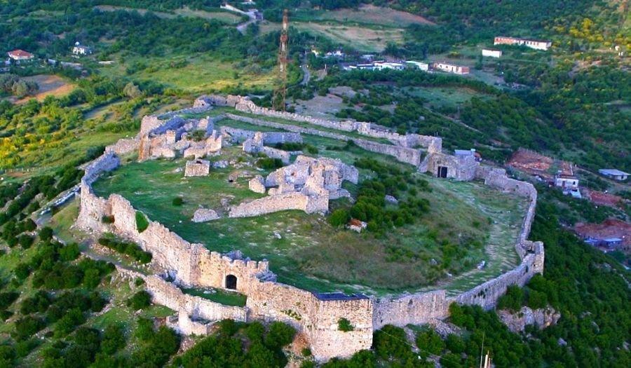 Kështjella e Lezhës