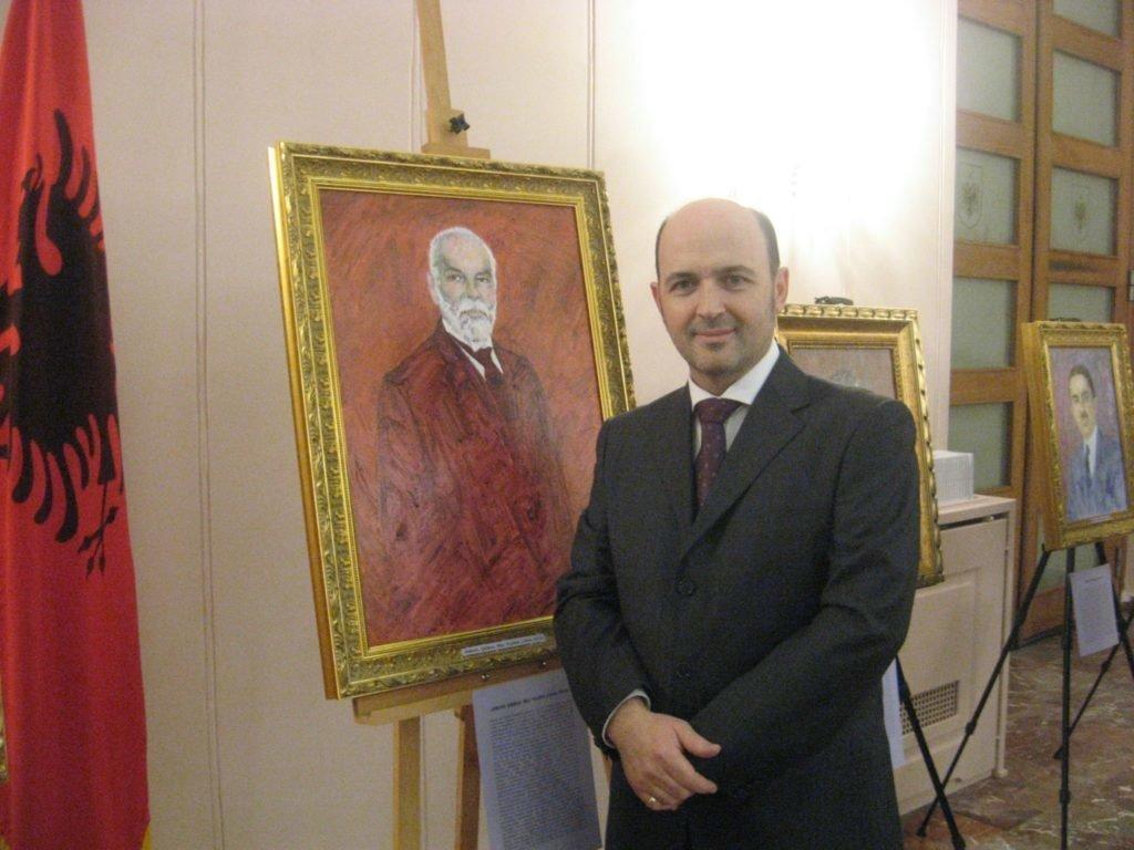 Darling Vlora Ismail Qemali