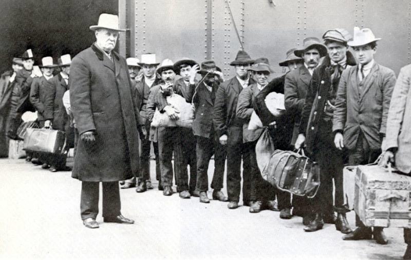 Emigrantët Italianë