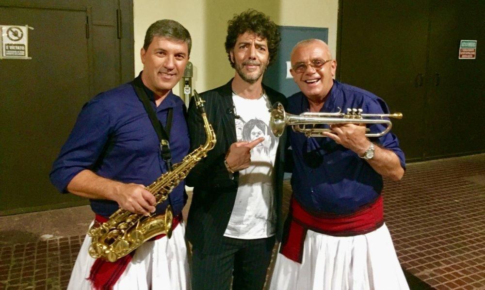 Fanfara Tirana & Max Gazzè