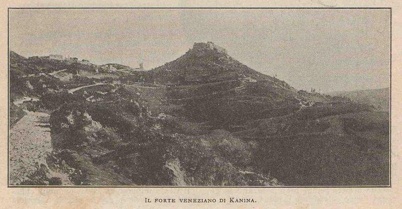 Fortesa Veneciane e Kaninës