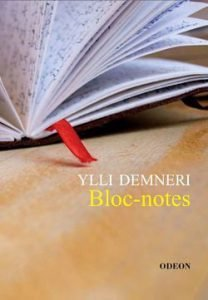 Bloc-notes nga Ylli Demneri