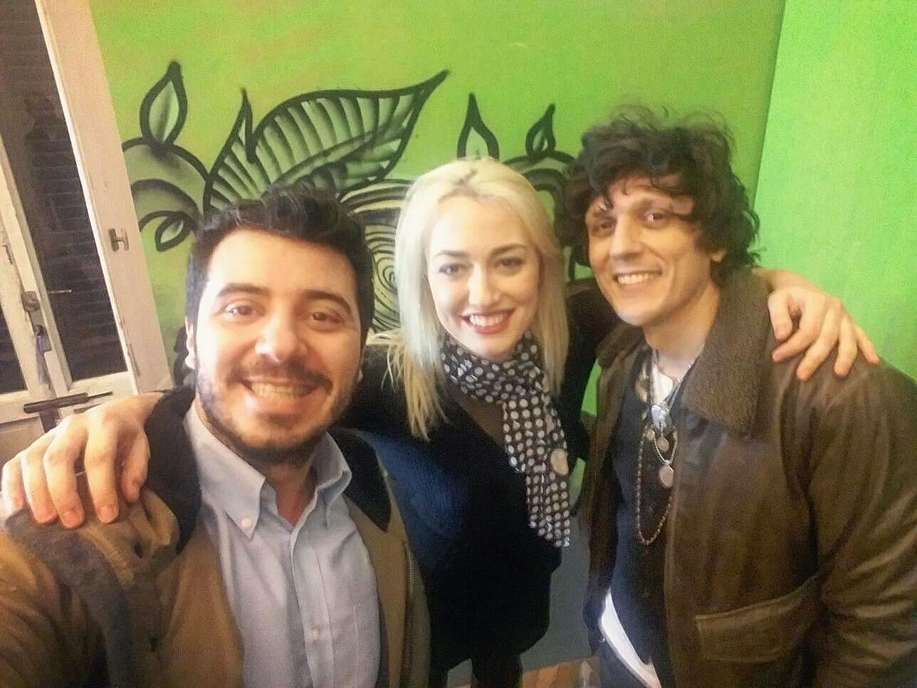 Arbër Agalliu, Evi Reçi dhe Ermal Meta