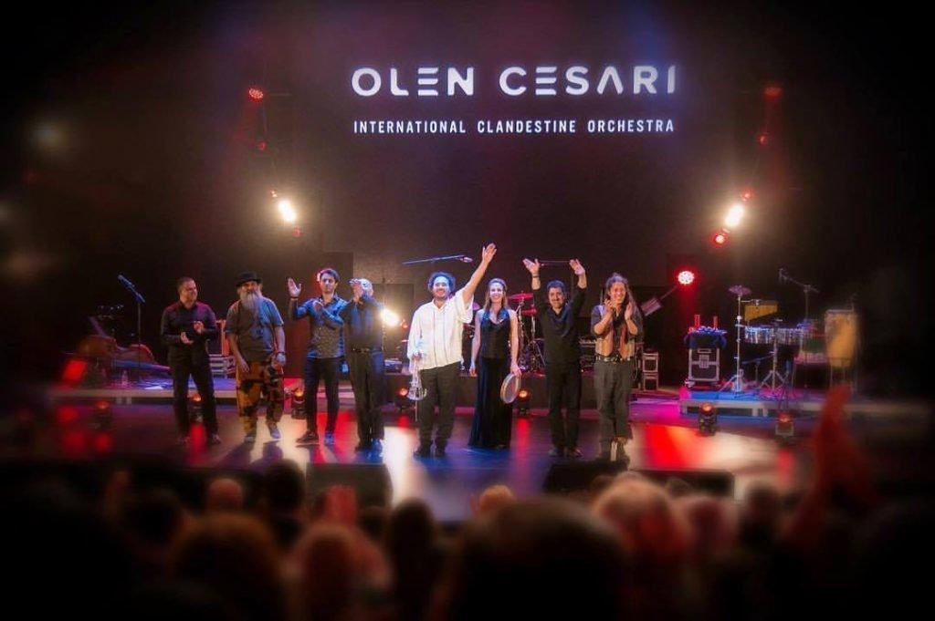 Olen Çezari dhe International Clandestine Orchestra