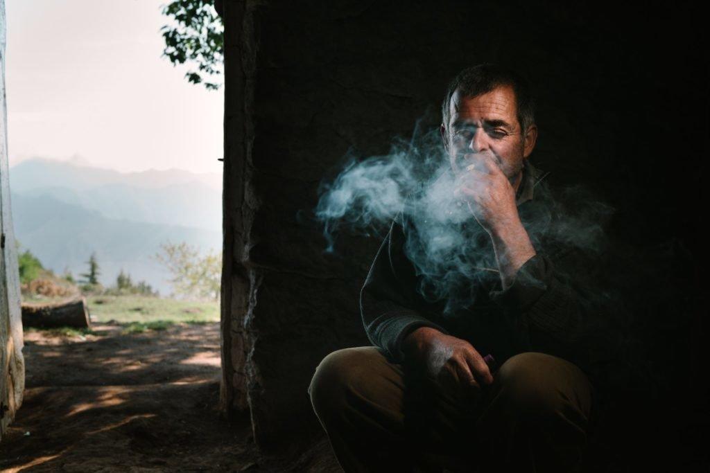 Pavlin Marku (barinj në Hamzi, Shqipëri, 2019)