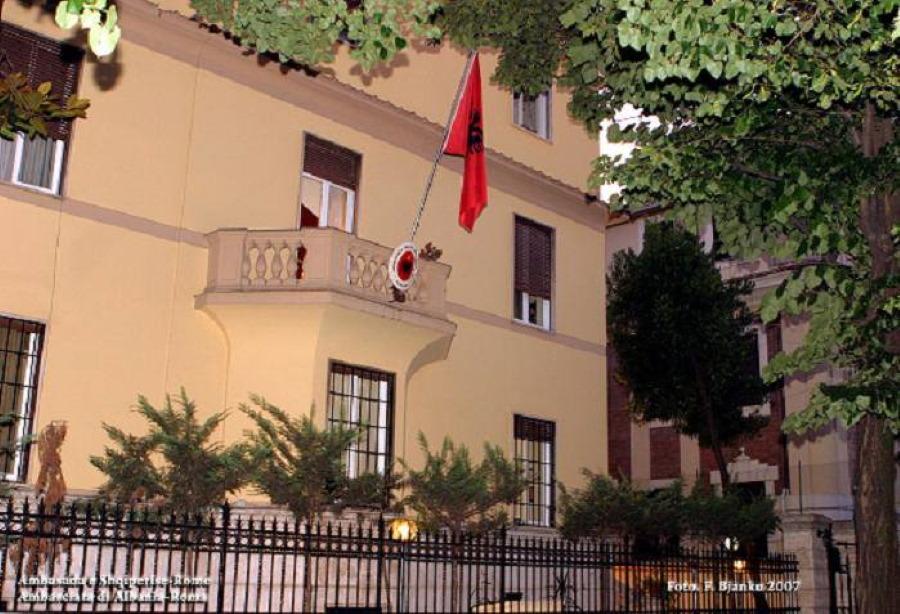Ambasada Shqiptare Rome Sherbime Konsullore