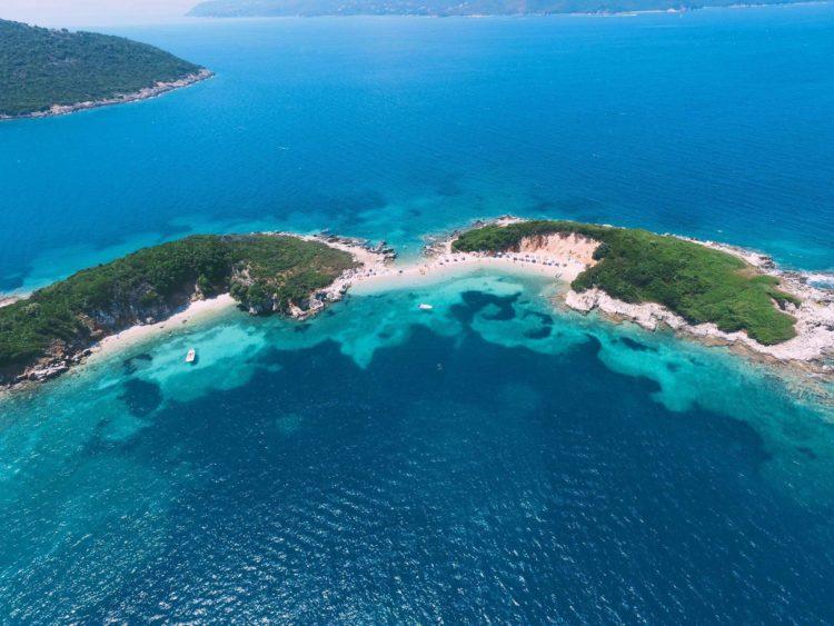 Ksamil Turismo Albania