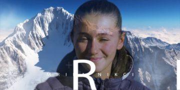 Mrika Nikci Alpinista Albanese Kosovo