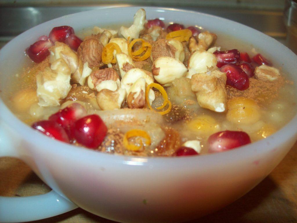 Ashure – Un dolce al cucchiaio