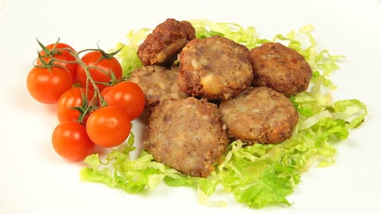 Qofte, polpette fritte albanesi